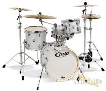 PDP 4pc New Yorker Drum Set-Diamond Sparkle