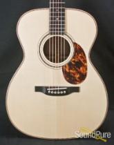Boucher Studio Goose OM Hybrid Cocobolo Acoustic Guitar