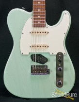 Anderson T Classic Translucent Surf Green Electric Guitar