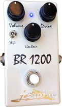 Jetter Gear BR 1200 Overdrive Pedal