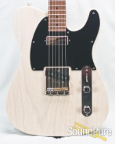 Tuttle Custom Classic T Mary Kay White Electric Guitar #336