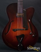 "Comins 16"" Concert Model Archtop Guitar No. 0266"