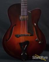 """Comins 16"""" Concert Model Archtop Guitar No. 0266"""