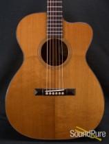Bourgeois Soloist Aged Tone Adirondack/Brazilian Acoustic