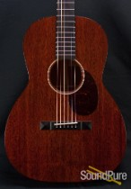 Santa Cruz 1929 OO All Mahogany Acoustic Guitar - Used