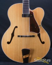 """M. Campellone Standard Series 17"""" Archtop Guitar"""