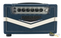 Jackson Ampworks Scarlett 30 Amp Head - Navy & Ivory