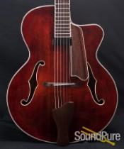Eastman AR605CE Spruce/Mahogany Archtop Guitar 5175