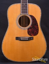 Martin 2005 D-42 Solid Sitka Spruce Acoustic Guitar - Used