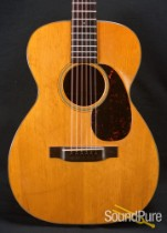 Martin 1941 0-18 Vintage Spruce/Mahogany Acoustic Guitar