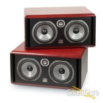 Focal Twin6 Be Active Monitor Pair (Cherry) - Open Box Demo