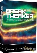 iZotope BreakTweaker Expanded Drum Designer Plug-in