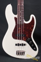 Suhr Classic J Pro Olympic White Bass Guitar JST1K2N