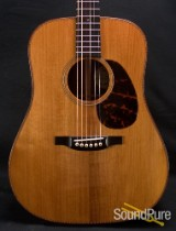 Bourgeois Signature Aged Tone Dreadnought Acoustic Guitar