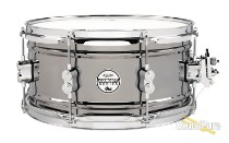 PDP 6.5x13 Concept Series Black Nickel Over Steel Snare