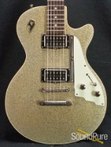 Duesenberg Starplayer Special Silver Sparkle Guitar - Used