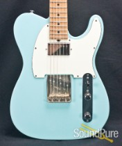 Suhr Classic T Daphne Blue Electric Guitar 18092 - Used