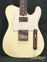 Suhr Classic T Contoured Body Vintage White 5190 - Used