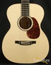 Bourgeois Custom OO Italian Spruce/Figured Mahogany Acoustic