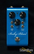 RockBox Baby Blues Distortion Boost Pedal - Used