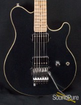 Ernie Ball Music Man Black Magic Crystal Axis - Used
