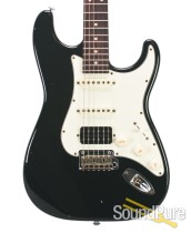 Suhr Classic Antique Black HSS IRW Electric Guitar #JST1K3M