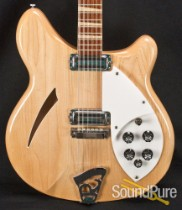 Rickenbacker 1966 Vintage 360/12 12-string Mapleglo - Used