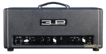 3rd Power Amplification Dual Citizen Amp Head