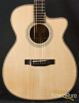 Eastman E20OMCE Addy/Rosewood Acoustic Guitar 5140