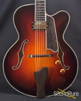 Eastman T146SM-SB Thinline Archtop Guitar 0016 - Used