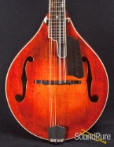 Eastman MD805-PGE Honeyburst Mandolin 6219