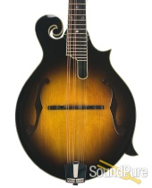 Eastman MD815V Addy Spruce/Flamed Maple Mandolin #11146253