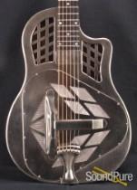 National NRP Tricone Cutaway Steel Guitar w/ Slimline Pickup