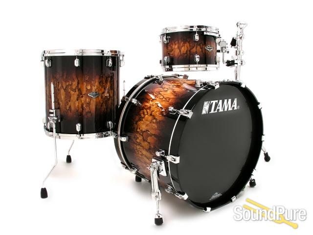 Tama 3pc Starclassic Performer B/B Drum Set-Molten Brown