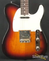 Tuttle Custom Classic T 3-Tone Burst SS Guitar 303 - Used