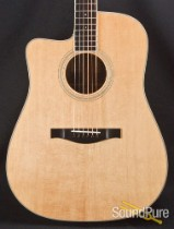 Eastman AC320CEL Cutaway Dreadnought Acoustic Guitar 5263