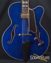 Eastman AR580CE-BLU Archtop Electric Guitar 5101