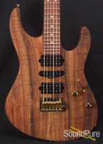 Suhr Modern Curly Koa Electric Guitar #26049