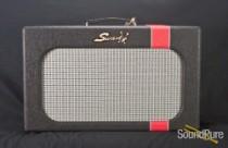Swart Mod 84 Black & Red 15w 1x12 Celestion Gold Combo Amp