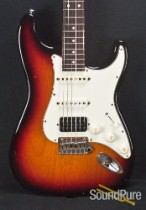 Suhr Classic Antique 3-Tone Burst Electric Guitar JST4A1J