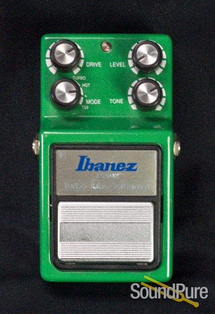 Ibanez TS9DX Turbo Tube Screamer Pedal - Used | Soundpure com