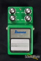 Ibanez TS9DX Turbo Tube Screamer Pedal - Used