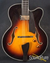 Eastman AR503CE-SB Sunburst Archtop Electric Guitar #5509