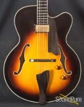 Eastman AR503CE-SB Sunburst Archtop Electric Guitar #5915