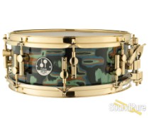 Sonor 13X5 Artist Series Earth Finish Snare Drum