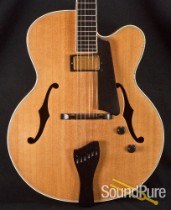 Buscarino Artisan Archtop Guitar - USED