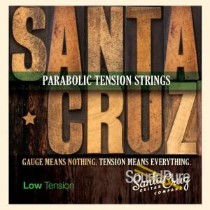 Santa Cruz Parabolic Low Tension Strings