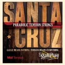 Santa Cruz Parabolic Mid Tension Strings