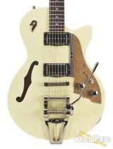 Duesenberg Starplayer TV Vintage White Semi-Hollow Guitar