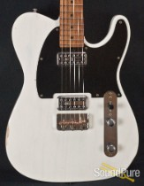 Suhr Custom Classic T Antique Trans White with TV Jones